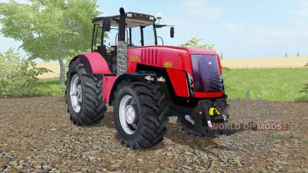 MTZ-Belarus 4522 for Farming Simulator 2017