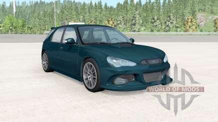Hirochi Sunburst wagon v1.1 for BeamNG Drive