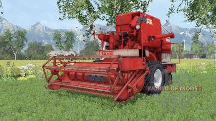 Fahr M66 twin wheels for Farming Simulator 2015
