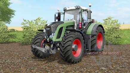 Fendt 936 Vario wheel options for Farming Simulator 2017