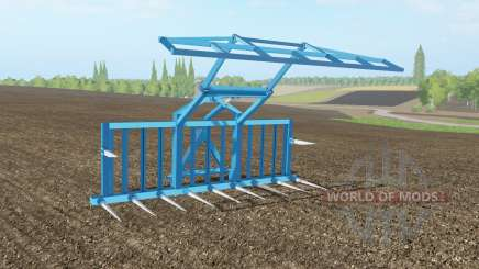 Silagegabel for Farming Simulator 2017