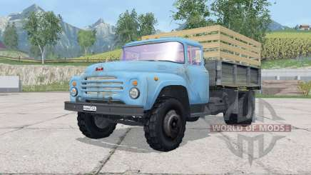 ZIL-MMZ-554 silage for Farming Simulator 2015