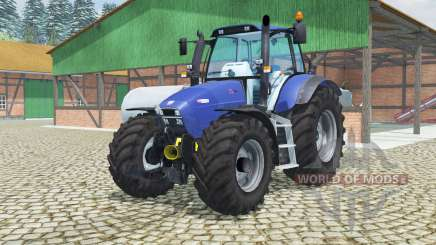 Hurlimann XL 130 klein blue for Farming Simulator 2013