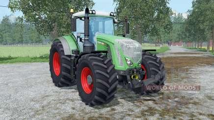 Fendt 936 Vario weights wheels for Farming Simulator 2015