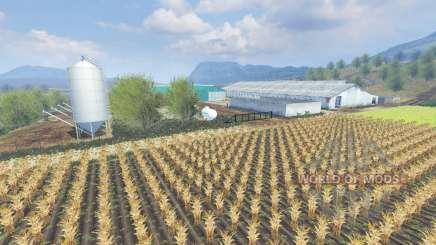 La Mancha for Farming Simulator 2013