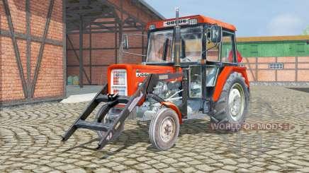 Ursus C-360 orioles orange for Farming Simulator 2013