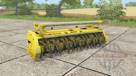 Rabaud Xylor 1613 for Farming Simulator 2017