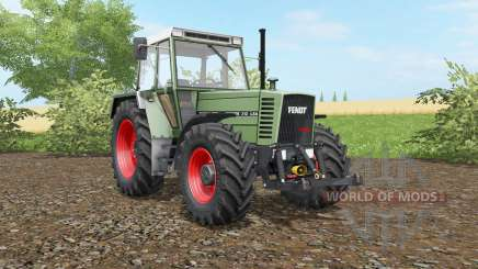 Fendt Farmer 310&312 LSA Turbomatiᶄ for Farming Simulator 2017