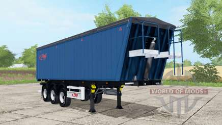 Fliegl DHKA venice blue for Farming Simulator 2017