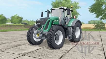 Fendt 927-939 Vario MoreRealistic for Farming Simulator 2017