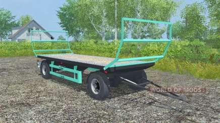 Oehler ZDK 120 B for Farming Simulator 2013