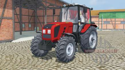 MTZ-1220.3 Belarus for Farming Simulator 2013