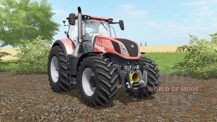 New Holland T7.290 & T7.315 for Farming Simulator 2017