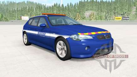 ETK 800-Series Gendarmerie for BeamNG Drive
