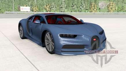Bugatti Chiron Sport 110 ans Bugatti 2019 for BeamNG Drive