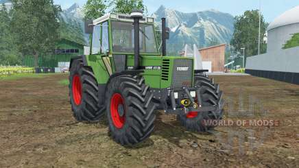 Fendt Favorit 615 LSA Turbomatik E for Farming Simulator 2015