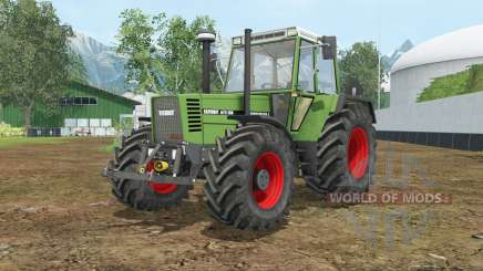 Fendt Favorit 615 LSA Turbomatiƙ E for Farming Simulator 2015