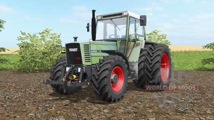 Fendt Farmer 310&312 LSA Turbomatik for Farming Simulator 2017