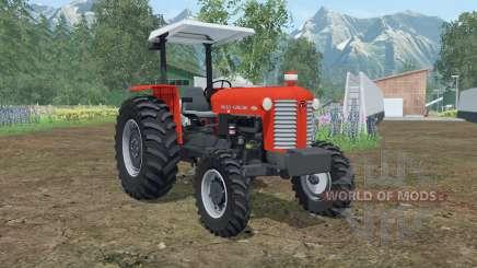 Massey Ferguson 95X 1973 for Farming Simulator 2015