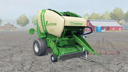 Krone Fortima V 1500 for Farming Simulator 2013
