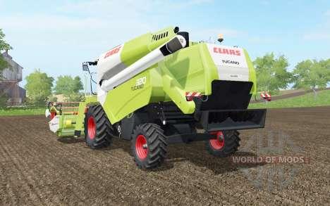 Claas Tucano 320 for Farming Simulator 2017