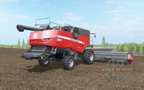 Massey Ferguson 9380 for Farming Simulator 2017