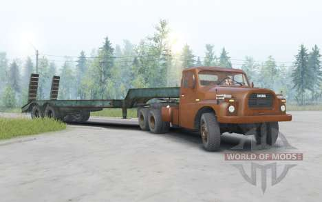 Tatra T148 for Spin Tires