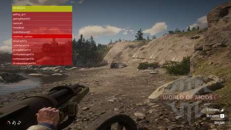ScriptHook Tuxick - Red Dead Redemption 2 – RDR 2
