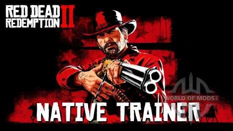 RDR 2 Native Trainer – RDR 2