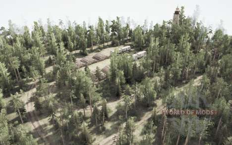 For the for Spintires MudRunner