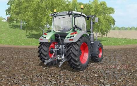 Fendt 300 Vario series for Farming Simulator 2017