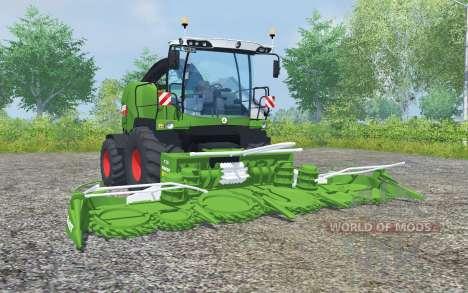 Fendt Katana 65 for Farming Simulator 2013