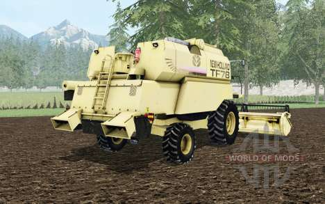 New Holland TF78 for Farming Simulator 2015