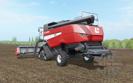Laverda M410 for Farming Simulator 2017