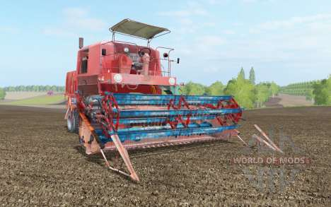 Bizon Super Z056 for Farming Simulator 2017