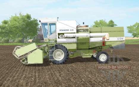 Fortschritt E 514 for Farming Simulator 2017