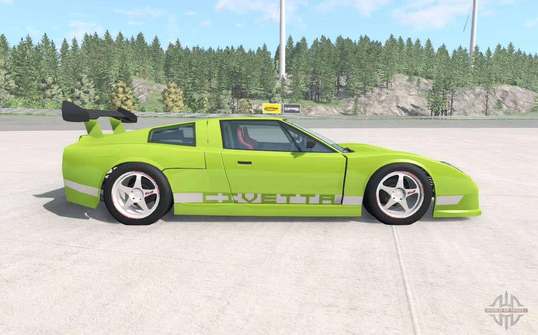 Civetta Bolide Evolution V1.69 For BeamNG Drive