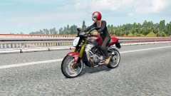Motorcycle Traffic Pack v3.0.1 for Euro Truck Simulator 2