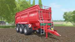 Krampe Bandiƭ 800 for Farming Simulator 2017