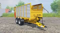 Veenhuis W400 deep lemon for Farming Simulator 2013