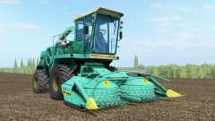 Don-680 turquoise color for Farming Simulator 2017
