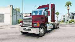 Mack Pinnacle CHU613 ruby red for American Truck Simulator