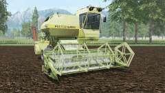 SK-5 Niva ninasimone-green color for Farming Simulator 2015
