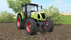 Claas Arion 620 june bud for Farming Simulator 2017