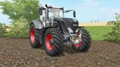 Fendt 930-948 Vario Black Edition for Farming Simulator 2017