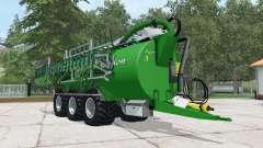 Samson PGII 25 north texas green for Farming Simulator 2015