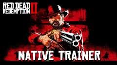 Native Trainer – RDR 2