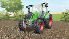 Fendt 310&313 Vario series gyrophares for Farming Simulator 2017