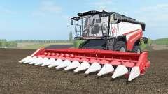 RSM 161 bright red color for Farming Simulator 2017