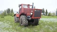 Kirovets K-700 soft red color for MudRunner